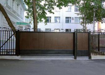 Особняк. Ленинградский пр-т