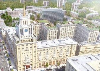 ЖК Сады Пекина