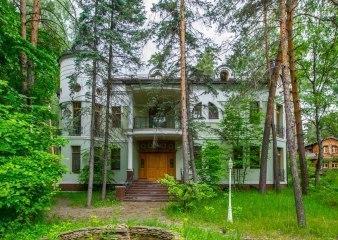 Поселок Серебряный бор