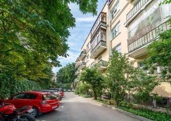 Квартира на Воротниковском пер., д. 7 стр.4