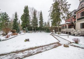 Поселок Николино
