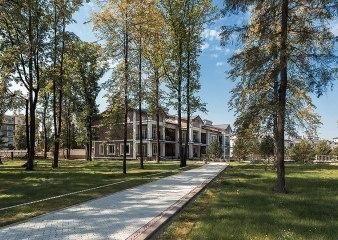 Поселок Азарово