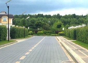 Поселок Парк Вилль (Park Ville)