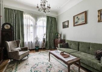 Квартира на Садово-Кудринской ул., 28-30