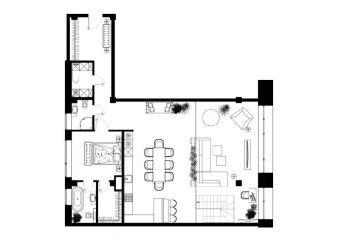 ЖК Tribeca Apartments