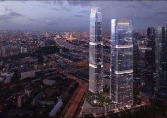 ЖК Neva Towers
