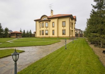 Поселок Захарково
