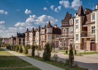 Поселок Ильинка Лейнхаус