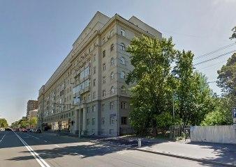 Большая Пироговская ул., д. 37-43, корп. А