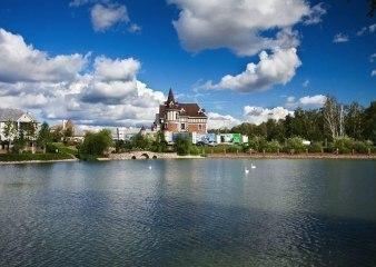 Поселок Княжье озеро