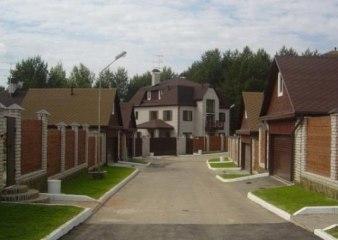 Поселок Усадьба Алексеево